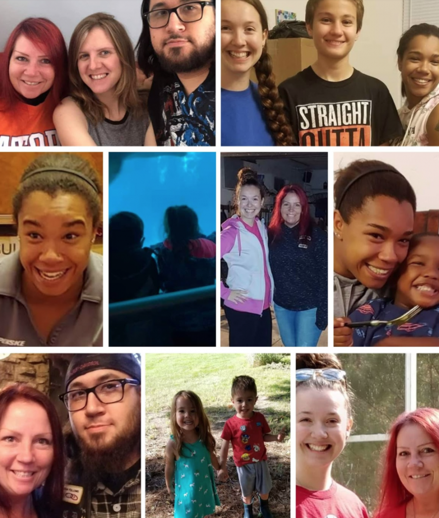 Family Collage